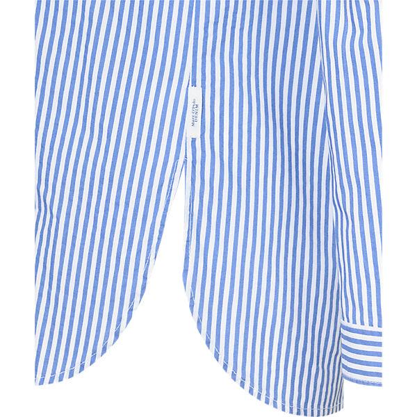 Marc O'Polo O'Polo blau Bluse Denim Marc xHrwaxf