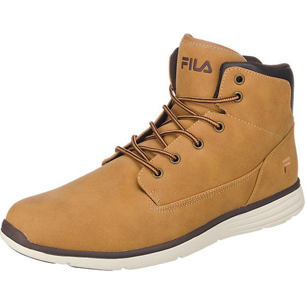 Sneakers FILA mid Lance High cognac chipmunk wr7r5qt