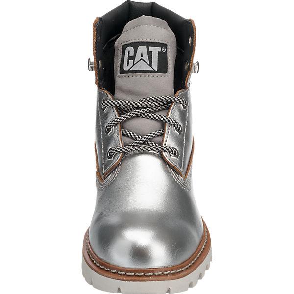 CATERPILLAR CATERPILLAR Lyric Stiefeletten silber  Gute Qualität beliebte Schuhe Schuhe Schuhe 9cb3f6