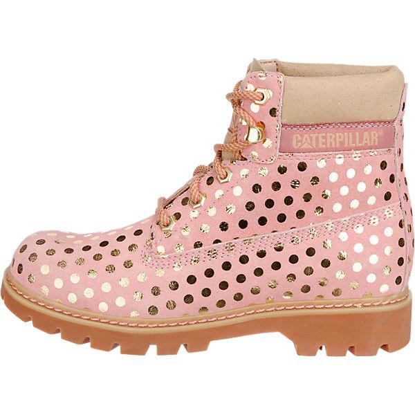 CATERPILLAR CATERPILLAR Lyric Lyric Lyric Stiefeletten pink  Gute Qualität beliebte Schuhe 3eae0e