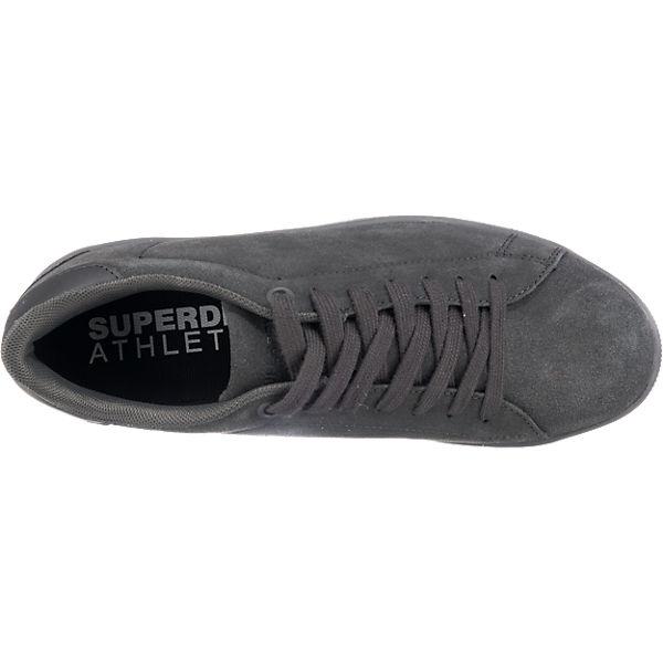 Superdry Superdry Sleek Sneakers dunkelgrau