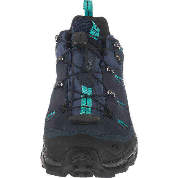 Salomon Salomon X Ultra Leather Gtx® Sportschuhe blau-kombi