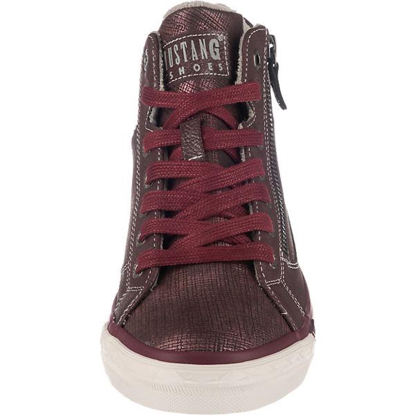 MUSTANG MUSTANG Sneakers bordeaux