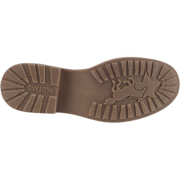MUSTANG MUSTANG Gute Stiefel braun  Gute MUSTANG Qualität beliebte Schuhe 035628