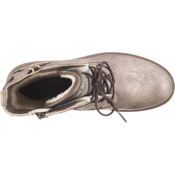 MUSTANG, MUSTANG Stiefeletten, bronze  Schuhe Gute Qualität beliebte Schuhe  8b4af2