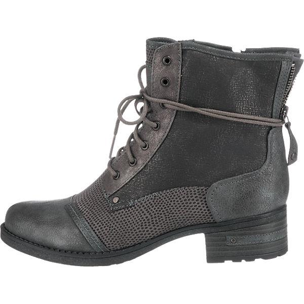 MUSTANG, MUSTANG Stiefeletten, Qualität grau  Gute Qualität Stiefeletten, beliebte Schuhe 4b5159
