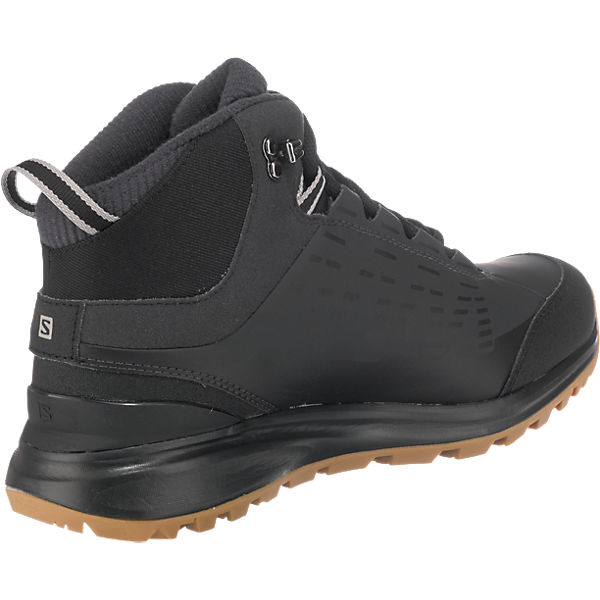 Salomon, Salomon Kaipo  Cs Wp Stiefeletten, schwarz-kombi  Kaipo Gute Qualität beliebte Schuhe 9d0f13