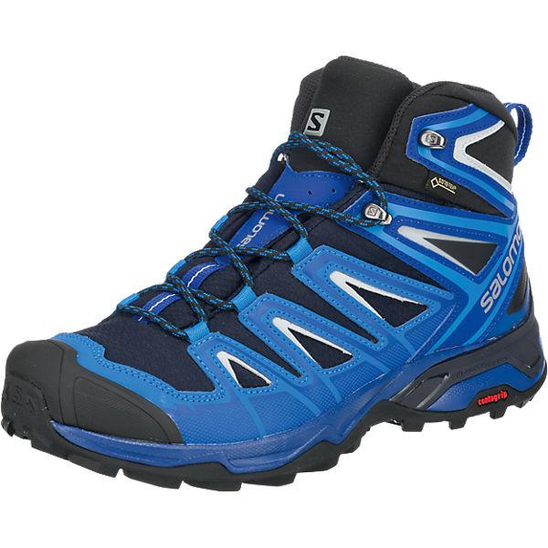 Salomon Salomon X Ultra 3 Mid Gtx® Stiefel & Stiefeletten blau-kombi