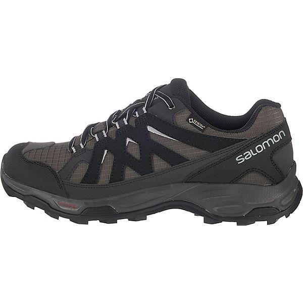 Salomon, schwarz Effect GTX® Magnet Trekkingschuhe, schwarz Salomon,   e5a326