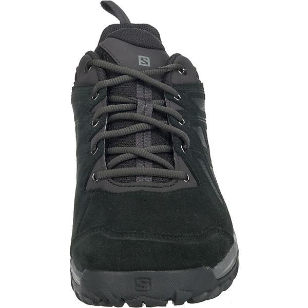 Salomon, Evasion 2 LTR Qualität Trekkingschuhe, schwarz  Gute Qualität LTR beliebte Schuhe 5a5ad4