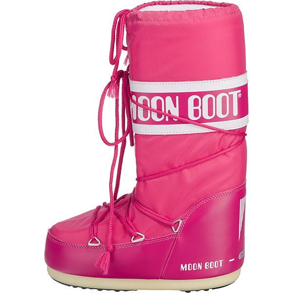 Moonboot, Moonboot Nylon Stiefel, Stiefel, Stiefel, pink  Gute Qualität beliebte Schuhe 14b415