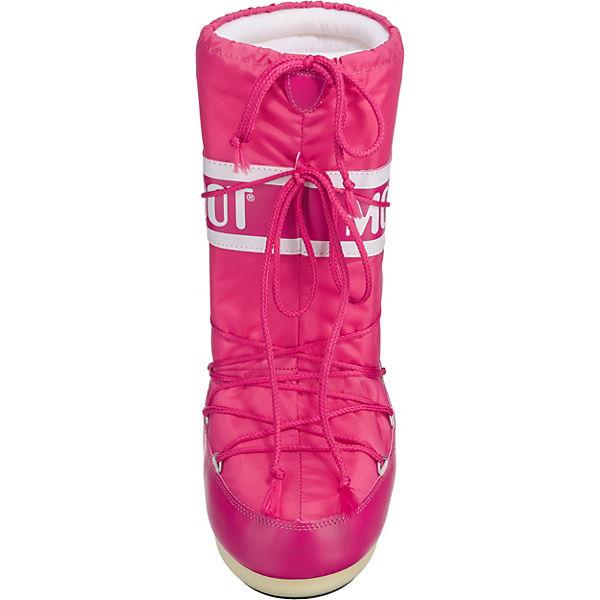 Moonboot, Moonboot Nylon Stiefel, Stiefel, Stiefel, pink  Gute Qualität beliebte Schuhe bce76c