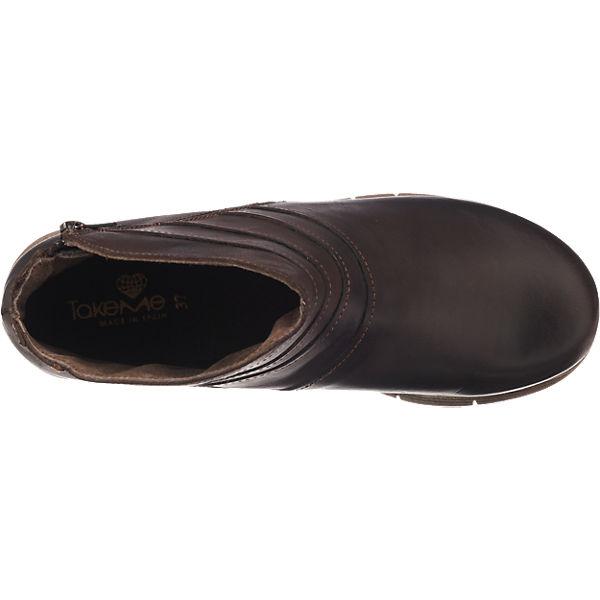TakeMe, TakeMe Eclipse Stiefeletten, beliebte dunkelbraun  Gute Qualität beliebte Stiefeletten, Schuhe 6b71ae