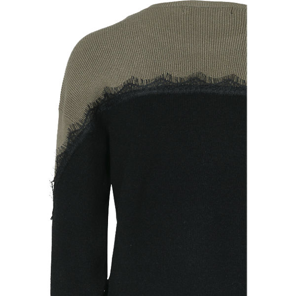 schwarz VERO VERO schwarz MODA MODA MODA VERO Pullover Pullover Pullover grün grün 1wqxCYf