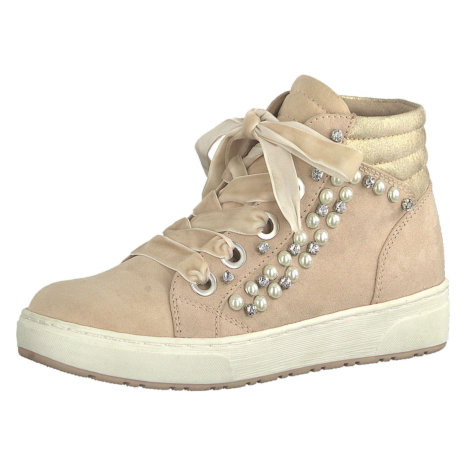 marco tozzi sneakers rosa damen gr 36 preiswert bestellen