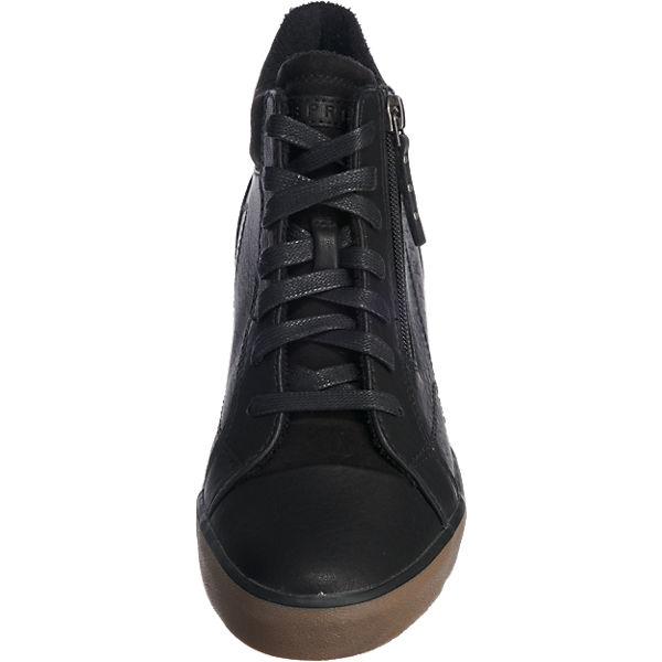 ESPRIT ESPRIT Star Sneakers schwarz