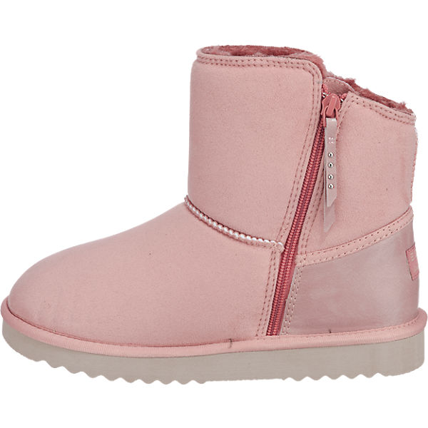 ESPRIT, ESPRIT Gute Uma Stiefeletten, rosa  Gute ESPRIT Qualität beliebte Schuhe 3e6999