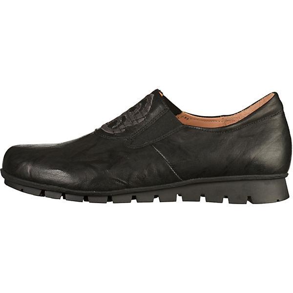 Think!, Think! Slipper, schwarz  Gute Qualität beliebte Schuhe