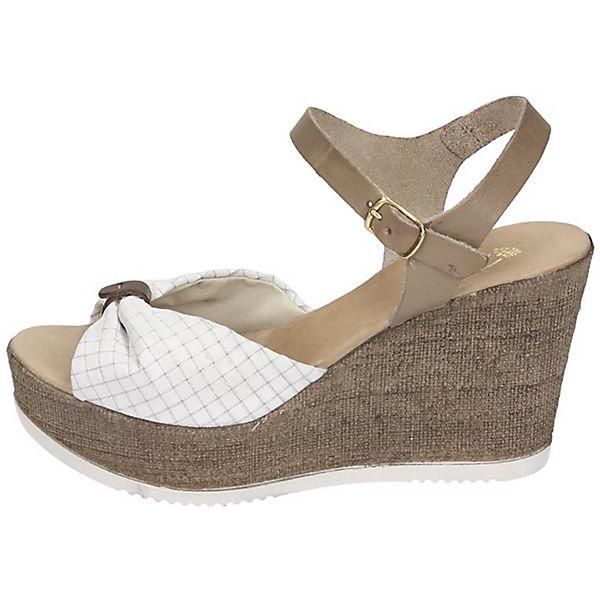Piazza, Piazza Damen Sandalette, Schuhe weiß Gute Qualität beliebte Schuhe Sandalette, 059b3e