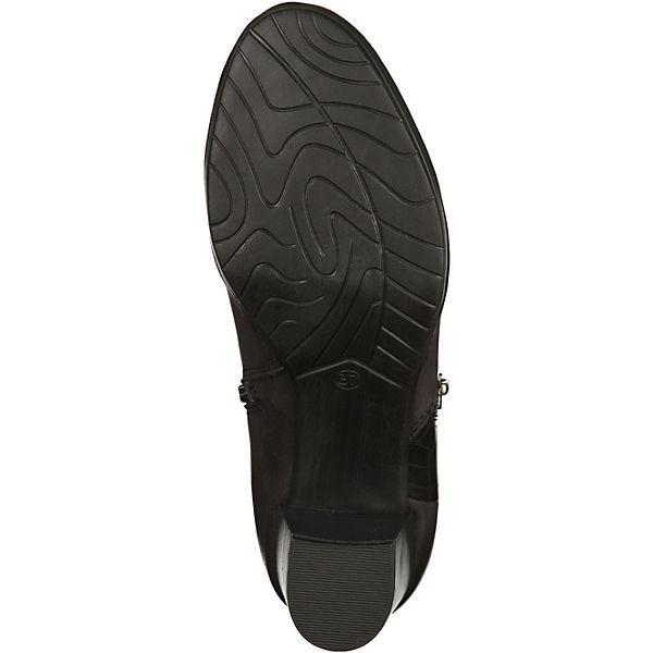 MARCO TOZZI, MARCO Qualität TOZZI Stiefelette, schwarz  Gute Qualität MARCO beliebte Schuhe e82015