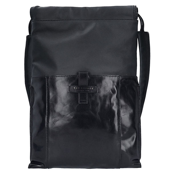 The Bridge The Bridge B_Hydro Rucksack Leder 46 cm schwarz