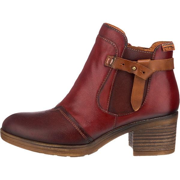 Pikolinos, Pikolinos LYON Stiefeletten, rot  Gute Qualität beliebte Schuhe