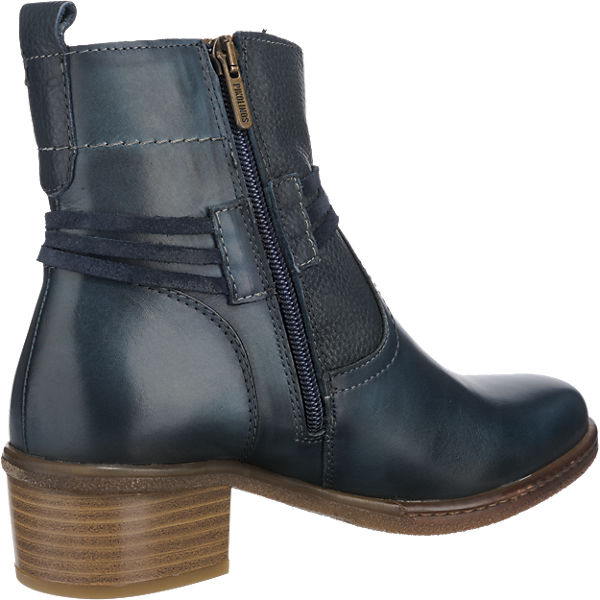 Pikolinos, Pikolinos Gute ZARAGOZA Stiefeletten, dunkelblau Gute Pikolinos Qualität beliebte Schuhe 706403