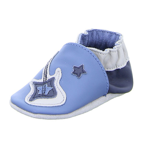 Baby Krabbelschuhe Superstar Rock