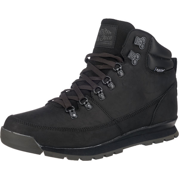 To Schnürstiefeletten Back THE Men schwarz Leather Berkeley NORTH FACE Redux O8qqZIUW