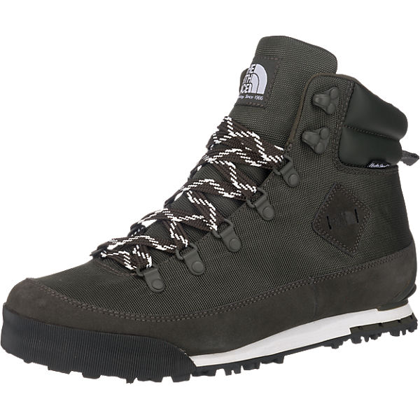 THE NORTH FACE, THE NORTH FACE Back-To-Berkeley  Stiefel & Stiefeletten, dunkelgrün  Back-To-Berkeley Gute Qualität beliebte Schuhe 0852c0