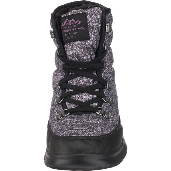 THE NORTH FACE Lace schwarz kombi II ThermoBall Stiefeletten THE FACE NORTH 6t6rwqf