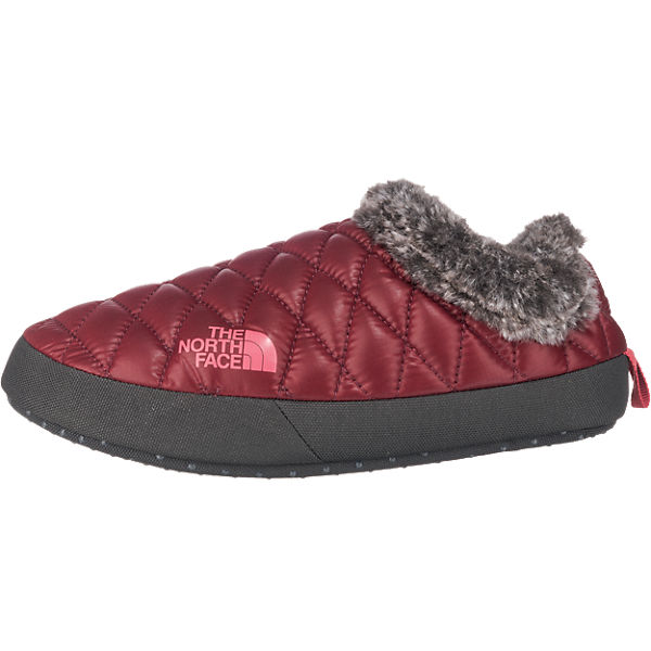 THE NORTH FACE THE NORTH FACE ThermoBall Tent Mule Fake Fur IV Hausschuhe rot  Gute Qualität beliebte Schuhe