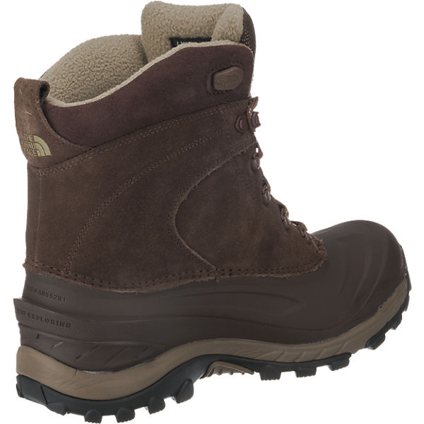 THE NORTH FACE THE NORTH FACE Chilkat III Stiefel & Stiefeletten braun
