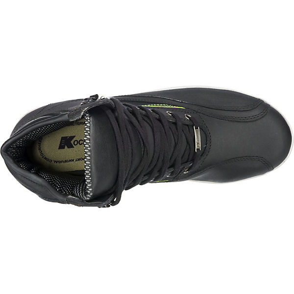 Kochmann Boots Kochmann Boots Manhattan Sneakers schwarz