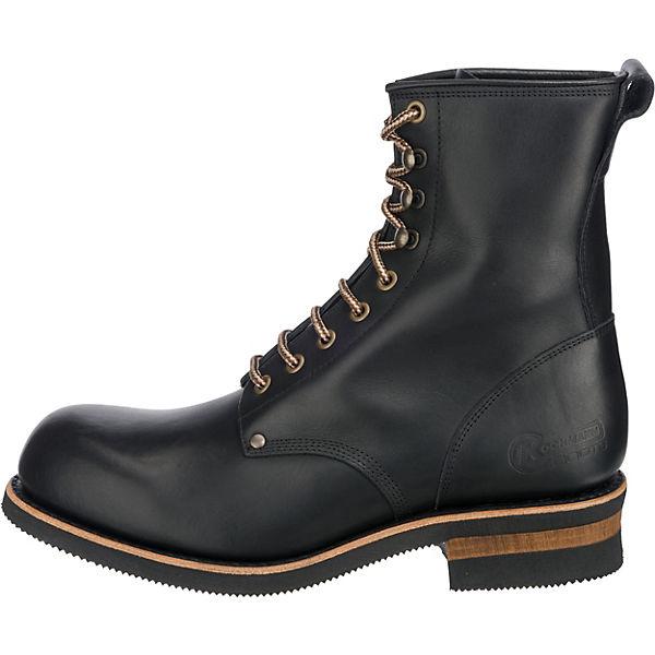 Kochmann Boots Kochmann Boots Worker Stiefeletten schwarz