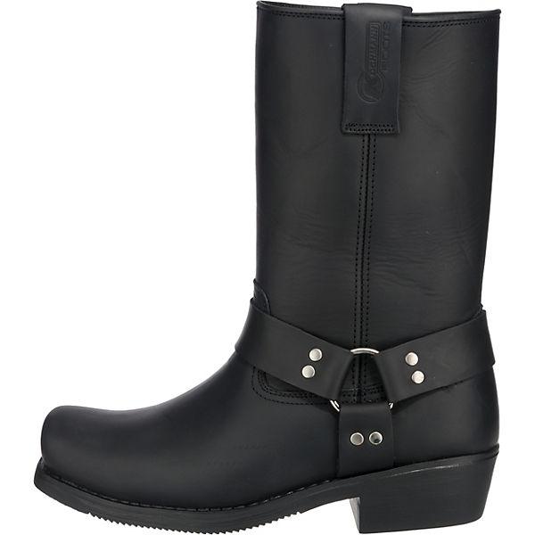 Kochmann Cruiser Boots, Cruiser Kochmann Westernstiefel, schwarz   9ea807
