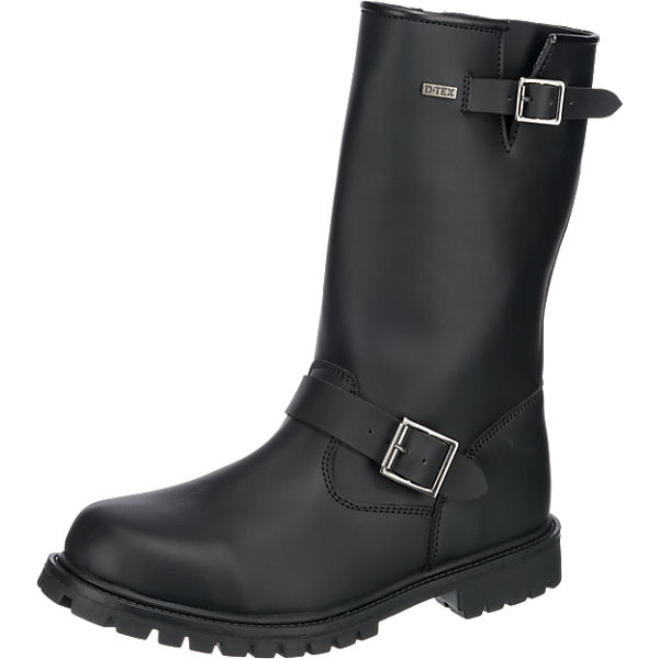 Outback Biker Boots
