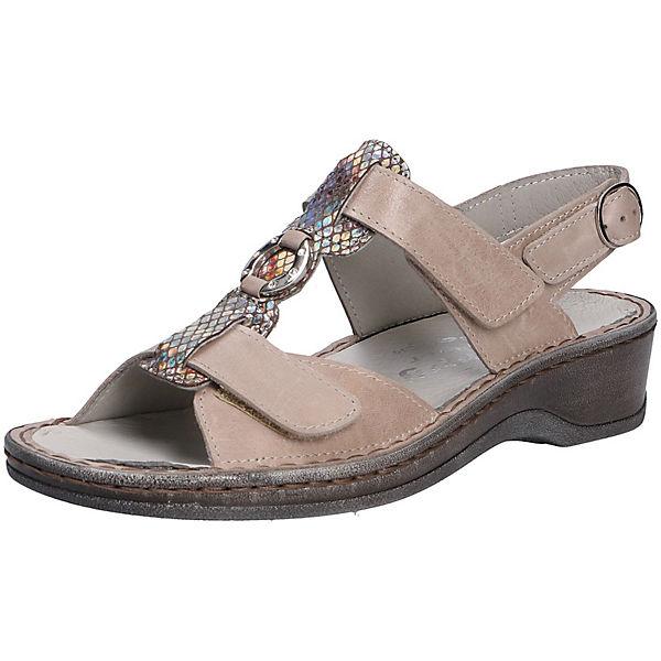 Stuppy Stuppy Comfort Sandale beige