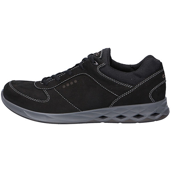 ecco, ecco Freizeitschuh, schwarz  Gute Qualität beliebte Schuhe