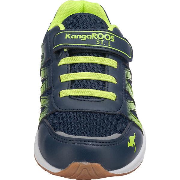 KangaROOS Sportschuhe ANUK EV für Jungen dunkelblau