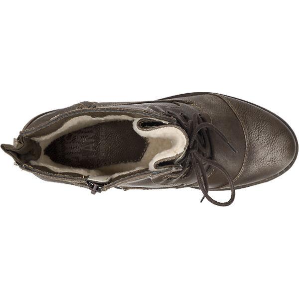 MUSTANG, MUSTANG Gute Stiefeletten, braun  Gute MUSTANG Qualität beliebte Schuhe e6f6bd