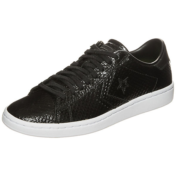 CONVERSE Converse Pro Leather LP OX Sneaker schwarz