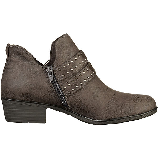 Stiefelette Oliver Oliver s s grau qtYwX8