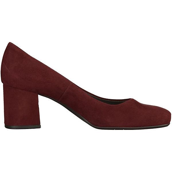PETER KAISER, PETER KAISER dunkelrot Pumps, dunkelrot KAISER Gute Qualität beliebte Schuhe 61fa01