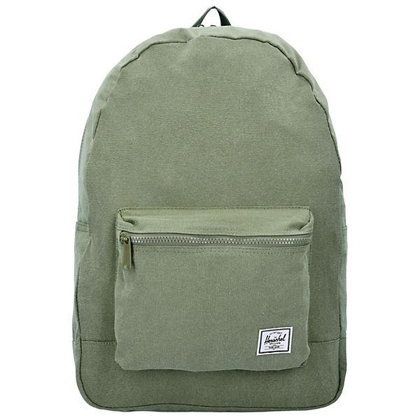 herschel herschel packable daypack rucksack 47 cm gr n mirapodo. Black Bedroom Furniture Sets. Home Design Ideas