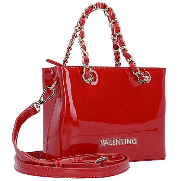 valentino valentino icon handtasche 20 cm rot mirapodo. Black Bedroom Furniture Sets. Home Design Ideas