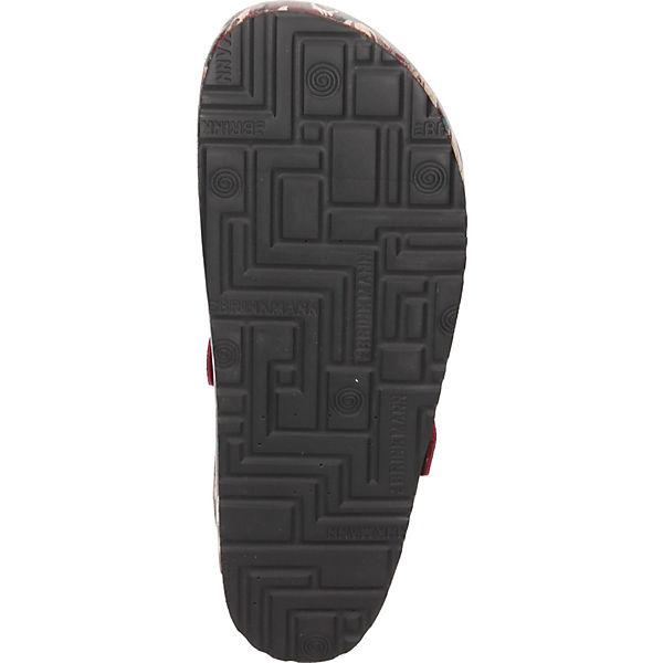 Dr. Brinkmann, Dr. Brinkmann Qualität Clog, rot-kombi  Gute Qualität Brinkmann beliebte Schuhe 8a6ee0