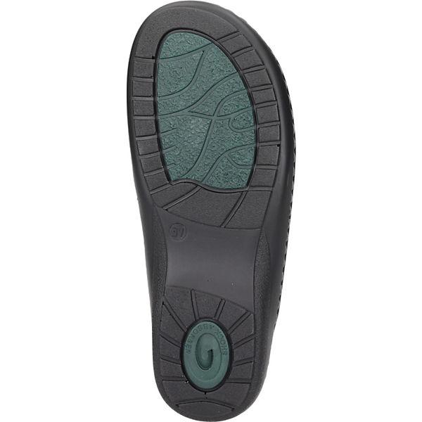 Dr. Brinkmann, Dr.  Brinkmann Damen Pantolette, schwarz  Dr. Gute Qualität beliebte Schuhe 11ede5