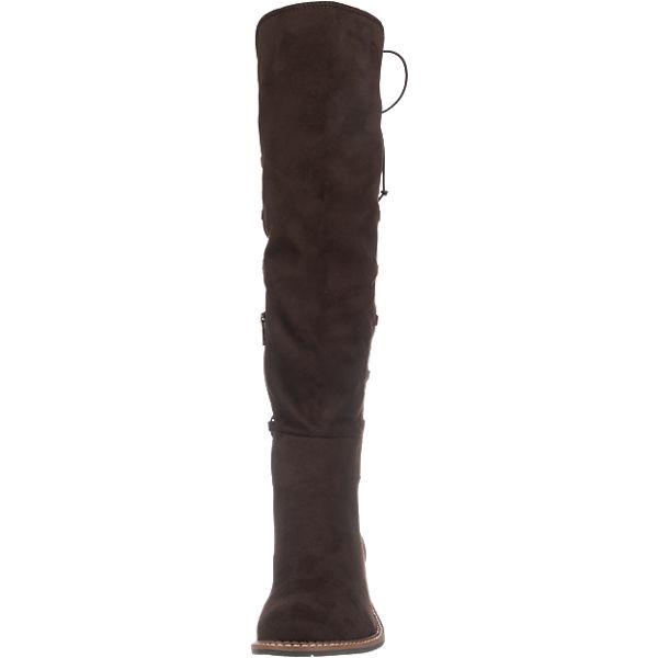 Anna Field  Anna Field Stiefel dunkelbraun  Field Gute Qualität beliebte Schuhe e3b1de