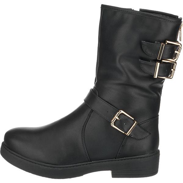 Anna Field, Anna Field beliebte Stiefeletten, schwarz  Gute Qualität beliebte Field Schuhe 7491f8
